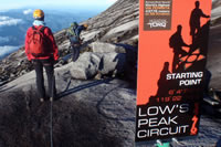 Low's Peak Circuit 的開始